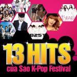 13 Hits Của Sao K-Pop Festival