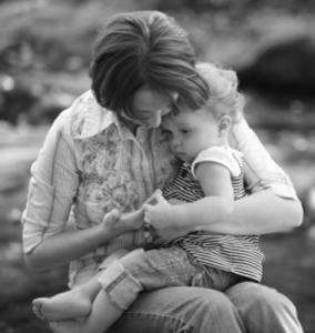 Cảm xúc âm nhạc: Mẹ là ánh sáng của đời con