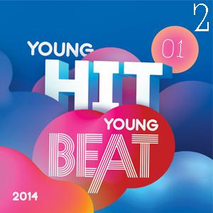 Album Young Hit Young Beat Vol 02