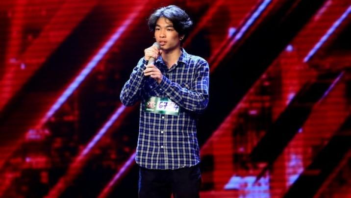 Wail - Lê Tích Kỳ X Factor