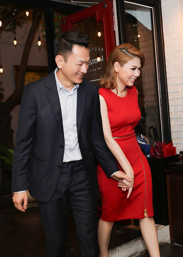 Thanh Thảo đã sinh con gái đầu lòng trên đất Mỹ ở tuổi 41 0
