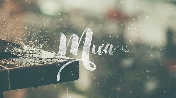Những ngày mưa gợi nhớ gợi thương... 0