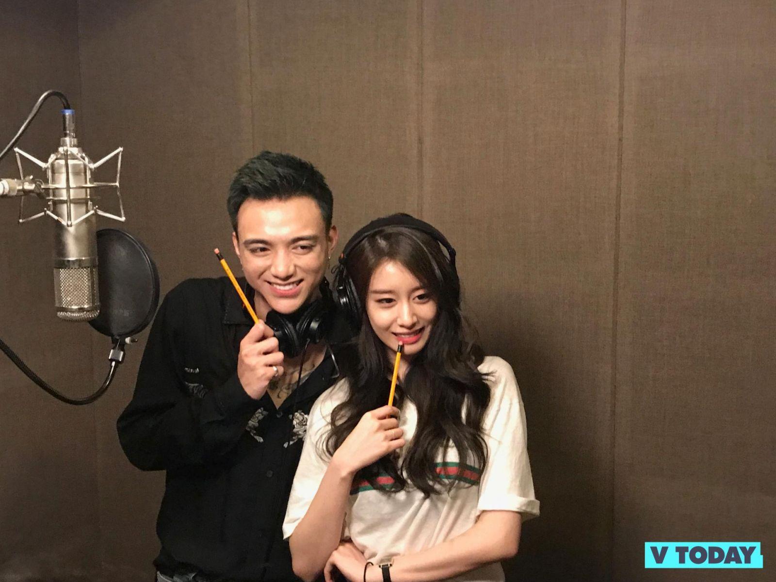 Một cảnh quay được chính Ji Yeon tiết lộ trên trang cá nhân