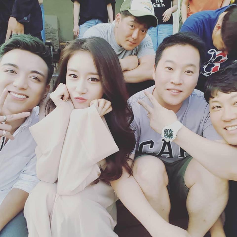 Soobin Hoàng Sơn - Ji Yeon bật mí tên ca khúc kết hợp, nhá hàng teaser đầu tiên 2