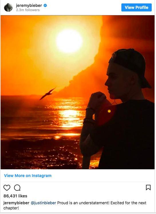 Nóng: Justin Bieber đã quỳ gối chính thức cầu hôn bạn gái siêu mẫu 1