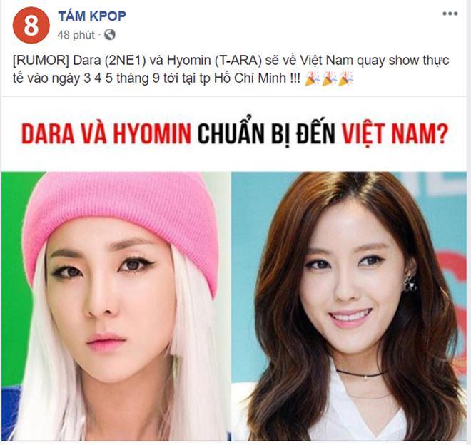 Một số fanpage Kpop khác cũng 'vào cuộc'.